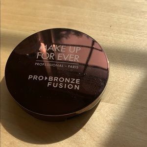 MakeUp Forever: Pro >Bronze Fusion Never used